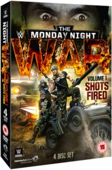 WWE: Monday Night War - Shots Fired: Volume 1, DVD