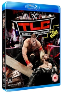 WWE: TLC 2014, Blu-ray