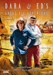 Dara and Ed's Great Big Adventure, DVD  DVD