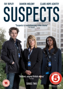 Suspects: Series 2, DVD  DVD