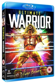 WWE: Ultimate Warrior - Always Believe, Blu-ray