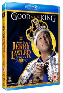 WWE: It's Good to Be the King - The Jerry Lawler Story, Blu-ray  BluRay