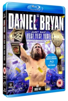 WWE: Daniel Bryan - Just Say Yes! Yes! Yes!, Blu-ray  BluRay