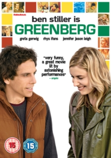 Greenberg, DVD