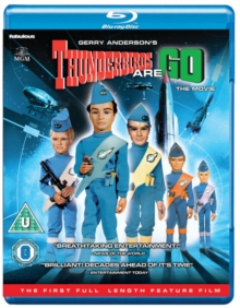 Thunderbirds Are Go - The Movie, Blu-ray