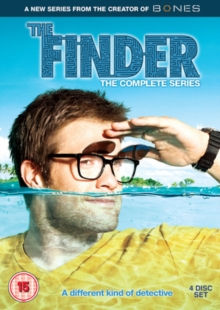 The Finder: The Complete Series, DVD