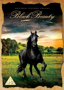 Black Beauty: The Complete Story, DVD  DVD