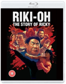 Riki-Oh: The Story of Ricky, Blu-ray  BluRay