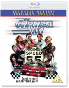 The Cannonball Run, Blu-ray