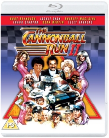 Cannonball Run 2, Blu-ray