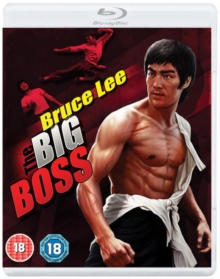 The Big Boss, Blu-ray BluRay