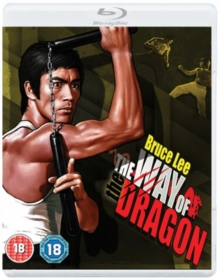 The Way of the Dragon, Blu-ray