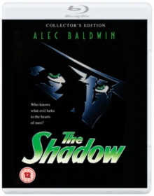 The Shadow, Blu-ray BluRay