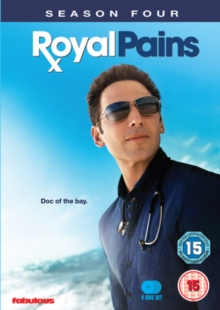 Royal Pains: Series Four, DVD