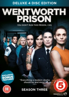 Wentworth Prison: Season Three, DVD