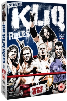 WWE: The Kliq Rules, DVD  DVD