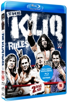 WWE: The Kliq Rules, Blu-ray
