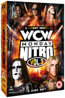 WWE: The Best of WCW Monday Night Nitro - Volume 3, DVD