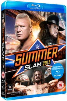 WWE: Summerslam 2015, Blu-ray