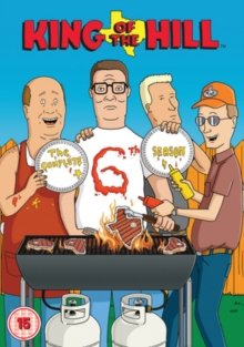 King of the Hill: The Complete Sixth Season, DVD DVD