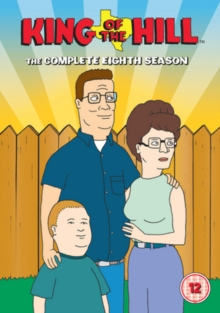 King of the Hill: The Complete Eighth Season, DVD