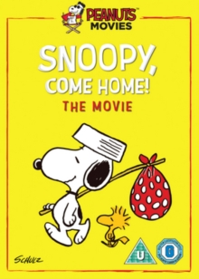 Snoopy, Come Home!, DVD  DVD