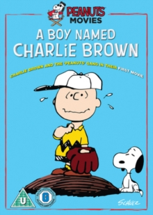 A   Boy Named Charlie Brown, DVD