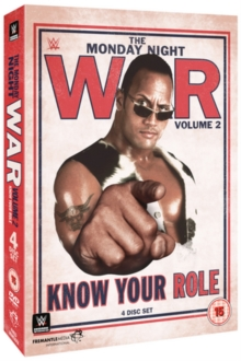 WWE: Monday Night War - Know Your Role: Volume 2, DVD