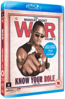 WWE: Monday Night War - Know Your Role: Volume 2, Blu-ray