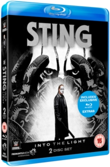 WWE: Sting - Into the Light, Blu-ray