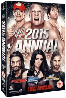 WWE: 2015 Annual, DVD