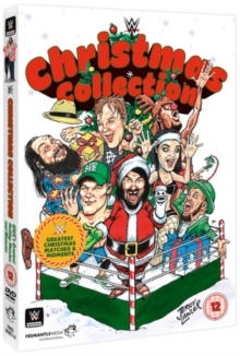 WWE: Christmas Collection, DVD