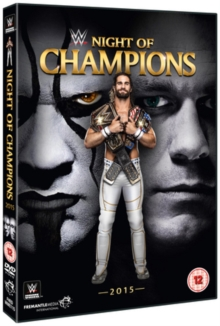 WWE: Night of Champions 2015, DVD
