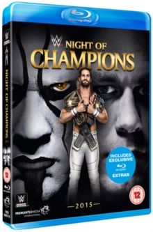 WWE: Night of Champions 2015, Blu-ray