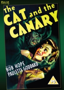 The Cat and the Canary, DVD