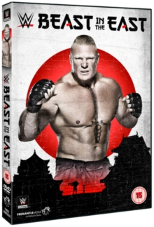 WWE: Beast in the East, DVD  DVD