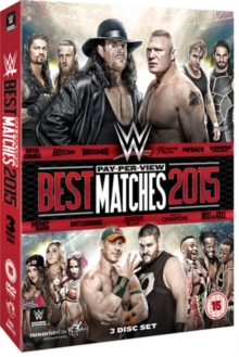 WWE: The Best PPV Matches of 2015, DVD