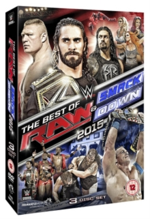 WWE: The Best of Raw and Smackdown 2015, DVD DVD