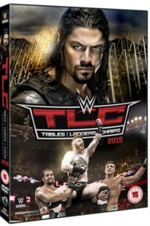 WWE: TLC 2015, DVD