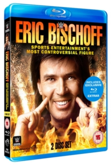 WWE: Eric Bischoff - Sports Entertainment's Most Controversial..., Blu-ray