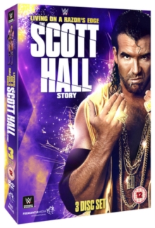 WWE: Scott Hall - Living On a Razor's Edge, DVD