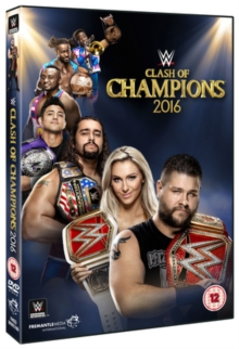 WWE: Clash of Champions 2016, DVD DVD