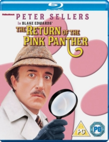 The Return of the Pink Panther, Blu-ray