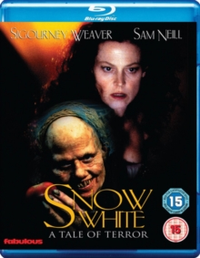 Snow White: A Tale of Terror, Blu-ray