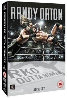 WWE: Randy Orton - RKO Outta Nowhere, DVD