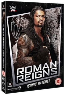 WWE: Roman Reigns - Iconic Matches, DVD