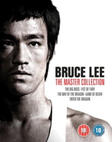 Bruce Lee: The Master Collection, Blu-ray