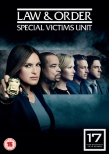 Law and Order - Special Victims Unit: Season 17, DVD