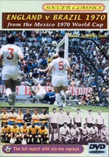 The 1970 World Cup - England Vs Brazil, DVD DVD