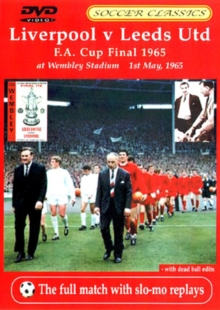 FA Cup Final: 1965 - Liverpool V Leeds Utd, DVD